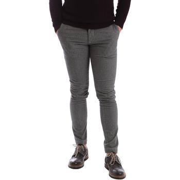 textil Hombre Pantalones chinos Sei3sei 2626 Gris