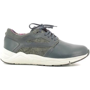 Zapatos Hombre Zapatillas bajas Alberto Guardiani SU73452D Azul