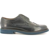 Zapatos Hombre Derbie Soldini 13208-F Azul