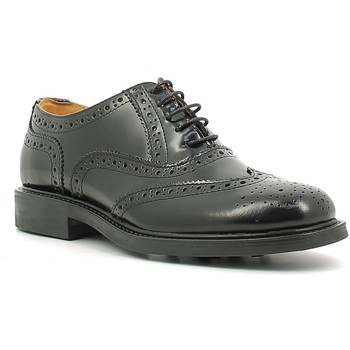Zapatos Hombre Derbie Rogers 9511A Negro