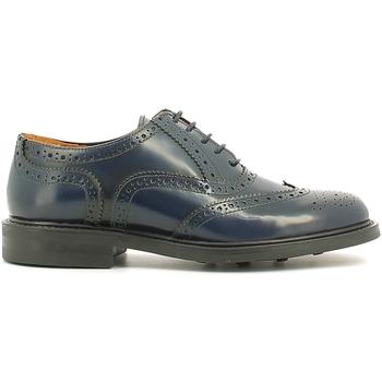 Zapatos Hombre Derbie Rogers 9511A Azul
