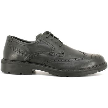 Zapatos Hombre Derbie Enval 6872 Negro