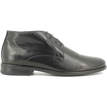 Zapatos Hombre Botas de caña baja Rogers 200OB Negro