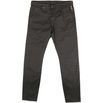 textil Hombre Pantalones chinos Meltin'pot G3022 GM004 Gris