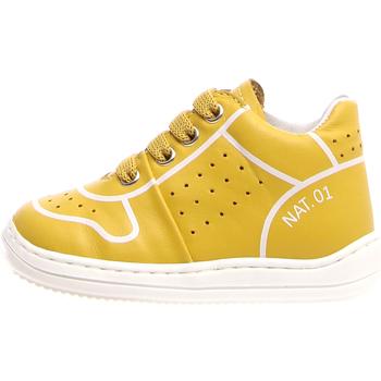 Zapatos Niños Zapatillas altas Naturino 2013460-01-0G04 Amarillo