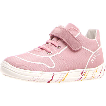 Zapatos Niña Zapatillas bajas Naturino 2013463-03-0M02 Rosado