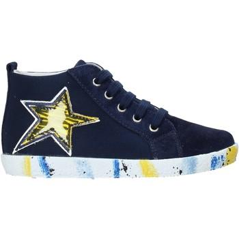 Zapatos Niño Zapatillas altas Falcotto 2013554-01-1C49 Azul