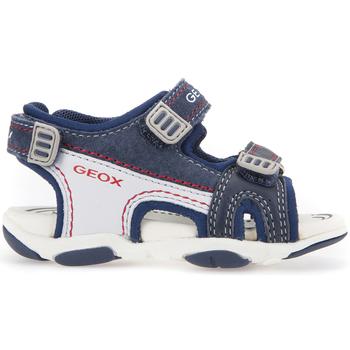 Zapatos Niños Sandalias de deporte Geox B821AA 08522 Azul