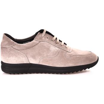 Zapatos Hombre Zapatillas bajas Soldini 20610 V Beige