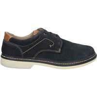 Zapatos Hombre Derbie Enval 7885 Azul