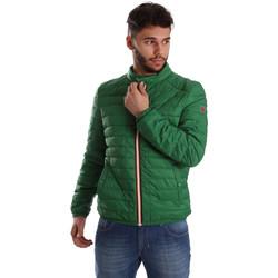 textil Hombre Plumas Gaudi 71BU35035 Verde