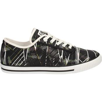 Zapatos Hombre Zapatillas bajas Ea7 Emporio Armani 278087 7P299 Negro