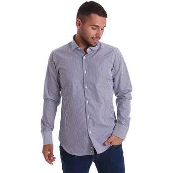 textil Hombre Camisas manga larga Gmf 971264/03 Azul