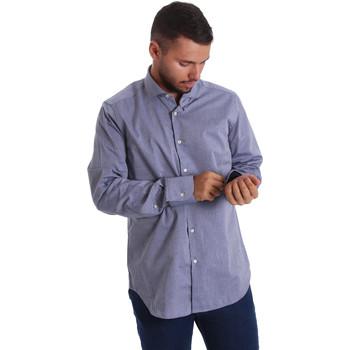 textil Hombre Camisas manga larga Gmf 971134/05 Azul