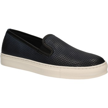 Zapatos Hombre Slip on Soldini 20137 K V06 Azul