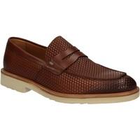 Zapatos Hombre Mocasín Maritan G 160771 Marrón