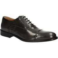 Zapatos Hombre Richelieu Exton 1371 Gris