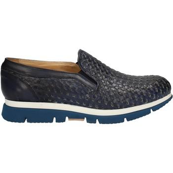 Zapatos Hombre Mocasín Rogers RUN14 Azul