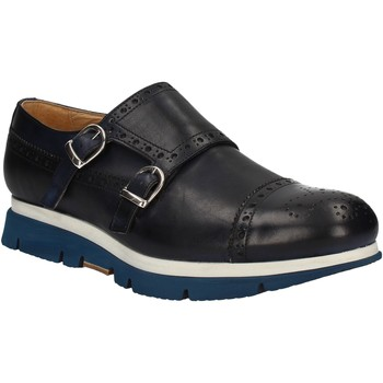 Zapatos Hombre Derbie Rogers RUN09 Azul