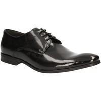 Zapatos Hombre Derbie Rogers 9235A Negro