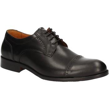 Zapatos Hombre Derbie Rogers 1602B Negro