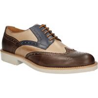 Zapatos Hombre Derbie Rogers 1666B Marrón