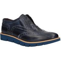 Zapatos Hombre Derbie Rogers 1480B Azul