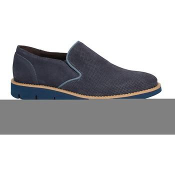Zapatos Hombre Mocasín Rogers 1702B Azul