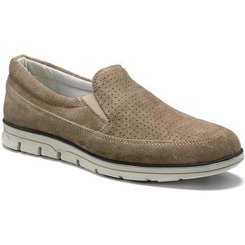 Zapatos Hombre Mocasín Keys 3073 Beige