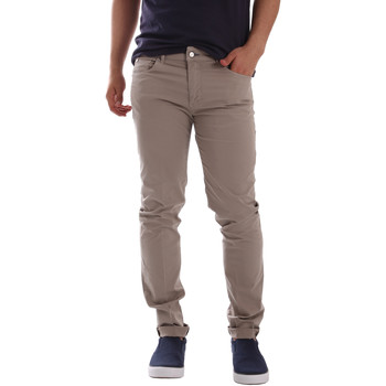 textil Hombre Pantalones chinos Sei3sei PZV17 7148 Beige