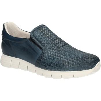 Zapatos Hombre Mocasín Exton 339 Azul