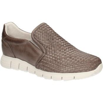 Zapatos Hombre Mocasín Rogers 339 Gris