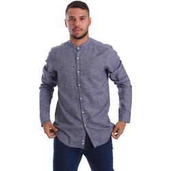 textil Hombre Camisas manga larga Gmf 971139/13 Azul
