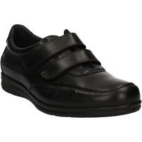 Zapatos Hombre Derbie Baerchi 3805 Negro
