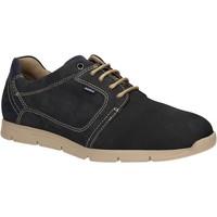 Zapatos Hombre Zapatillas bajas Baerchi 5080 Azul