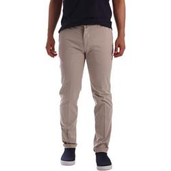 textil Hombre Pantalones chinos Sei3sei PZV20 7148 Beige