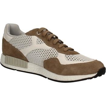 Zapatos Hombre Zapatillas bajas Keys 3065 Marrón