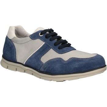 Zapatos Hombre Zapatillas bajas Keys 3071 Azul