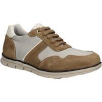 Zapatos Hombre Zapatillas bajas Keys 3071 Marrón