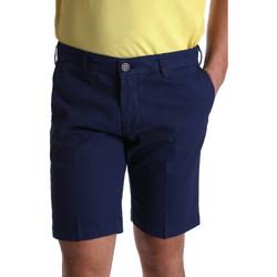 textil Hombre Shorts / Bermudas Sei3sei PZV132 7182 Azul