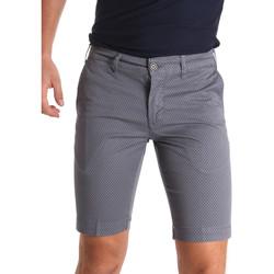 textil Hombre Shorts / Bermudas Sei3sei PZV132 71336 Gris