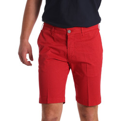 textil Hombre Shorts / Bermudas Sei3sei PZV132 71336 Rojo