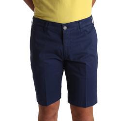 textil Hombre Shorts / Bermudas Sei3sei PZV132 71336 Azul