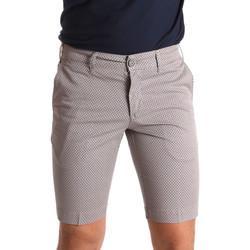 textil Hombre Shorts / Bermudas Sei3sei PZV132 71336 Marrón