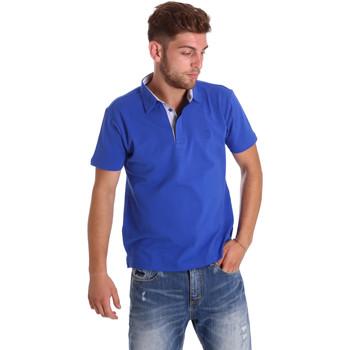 textil Hombre Polos manga corta Bradano 000116 Azul