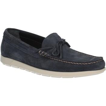 Zapatos Hombre Mocasín Maritan G 460363 Azul