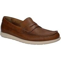 Zapatos Hombre Mocasín Maritan G 460364 Marrón
