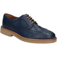 Zapatos Hombre Derbie Maritan G 111914 Azul
