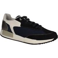 Zapatos Hombre Zapatillas bajas Keys 3061 Azul