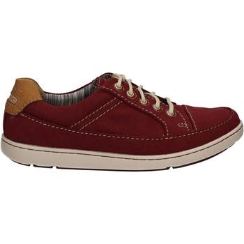 Zapatos Hombre Zapatillas bajas Rockport BX1667 Rojo